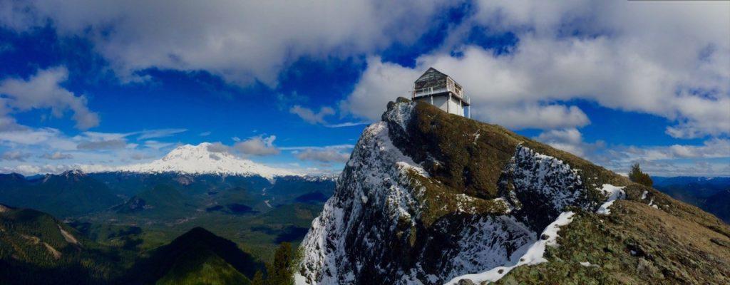 high rock hike