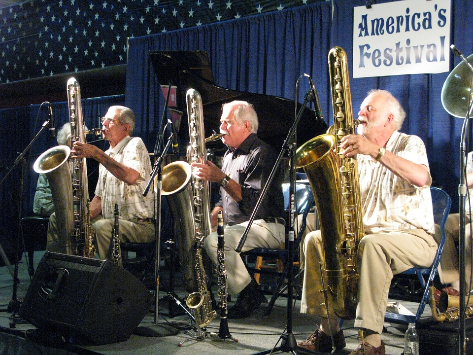 Jazz is Alive and Well at the America's Classic Jazz Festival