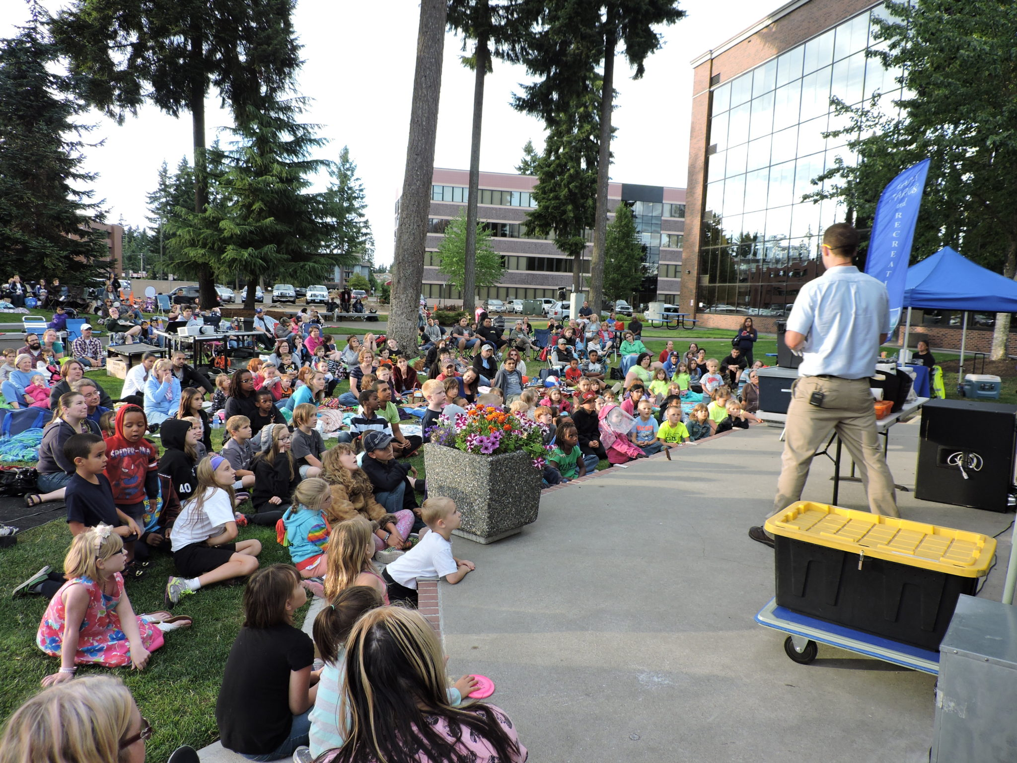 41st Season of Music in the Park is Canceled - ThurstonTalk