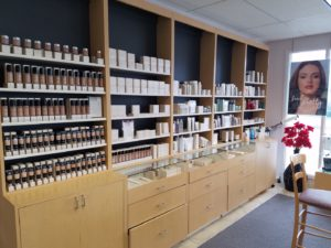 Merle Norman Cosmetics, Wigs, and Day Spa