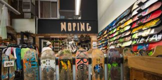 Noping: The Shop