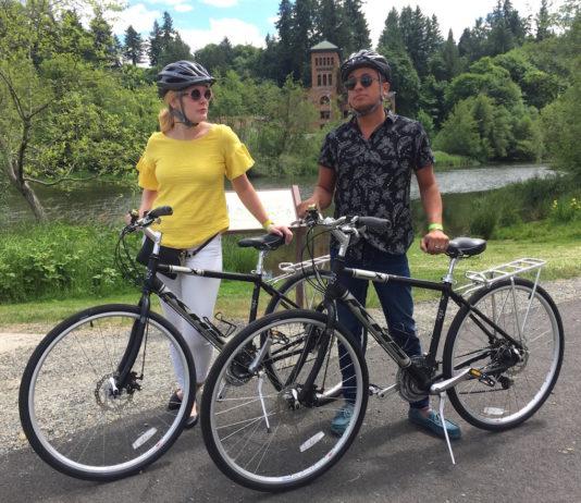 olympia bike beer tour