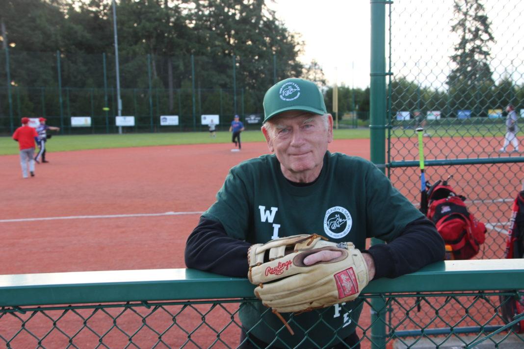 olympia senior softball
