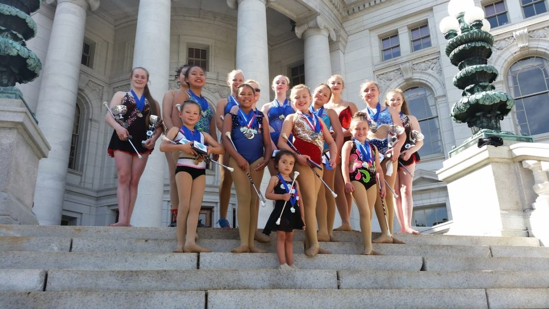 Fantasia Twirling Corps 2017 National Championship