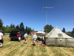 Ham Radio Field Day