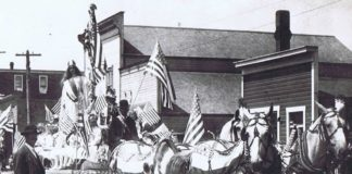 tenino fourth of july history