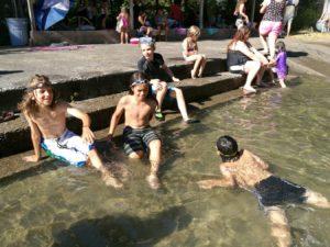 tenino quarry pool