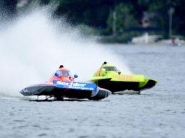 Black Lake hydro races