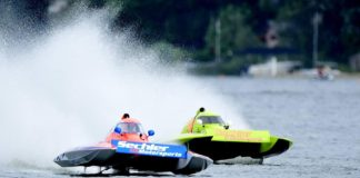 Black Lake hydro races