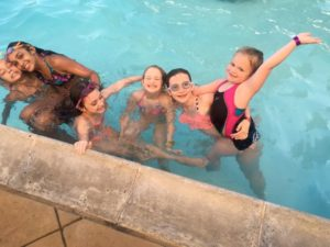 swimming pool olympia