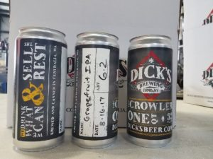 Dick's Brewing