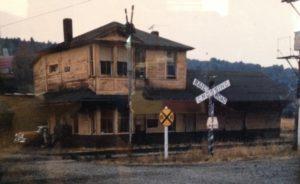 Gate City Train Depot