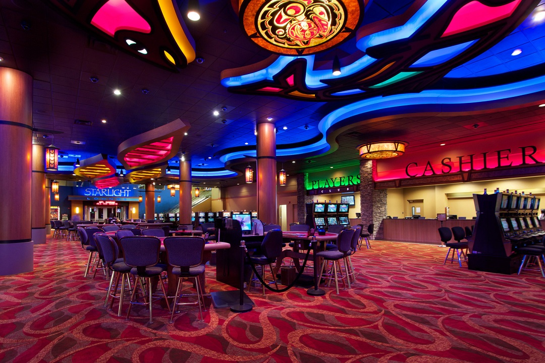 Expect The Unexpected At Little Creek Casino Resort