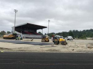 The Tenino Stadium Field Project