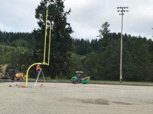 tenino stadium field project