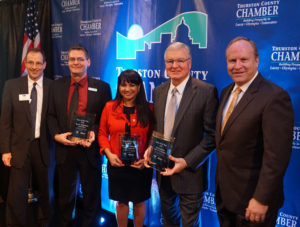 2016 Thurston County Boss of the Year Honorees