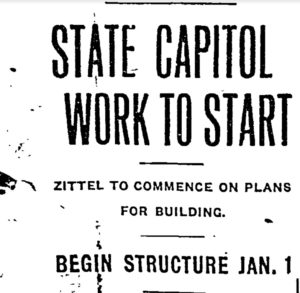 State Capitol history