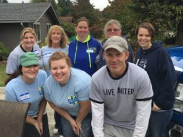 Day of Caring Harborstone