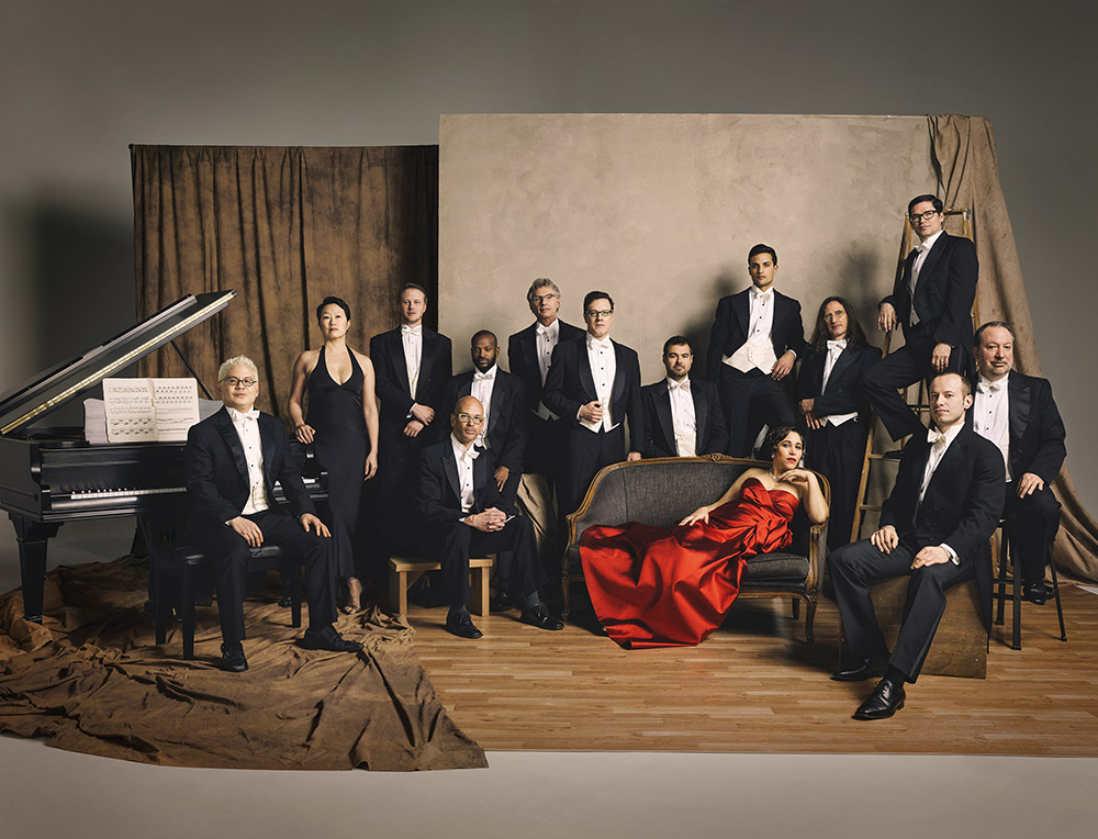 Pink Martini The Washington Center for the Performing Arts