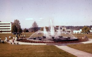 Tivoli Fountain Washington Capitol