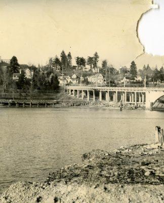 4th ave bridge, olympia