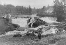 Tumwater history