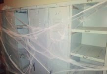 Avanti haunted school