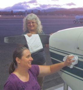 aviation cleaning