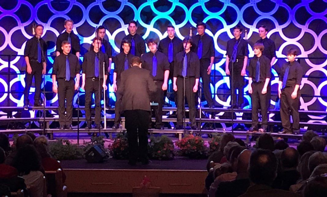 Olympia Youth Chorus, Forza