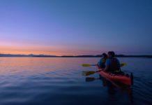 Kayak Nisqually