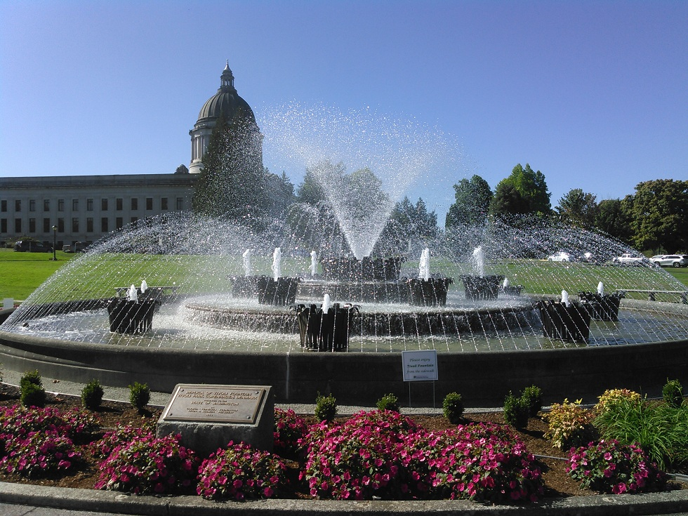 Olympia Capitol Campus Map.Two Rallies Set For April 14 At Olympia Capitol Expected To Draw