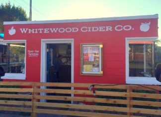 whitwood cider