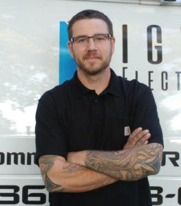Joe Mathis, Rigid Electric