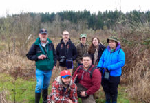 Volunteer opportunities nisqually