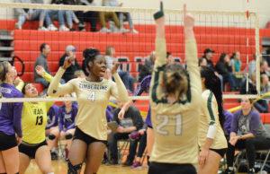 timberline volleyball