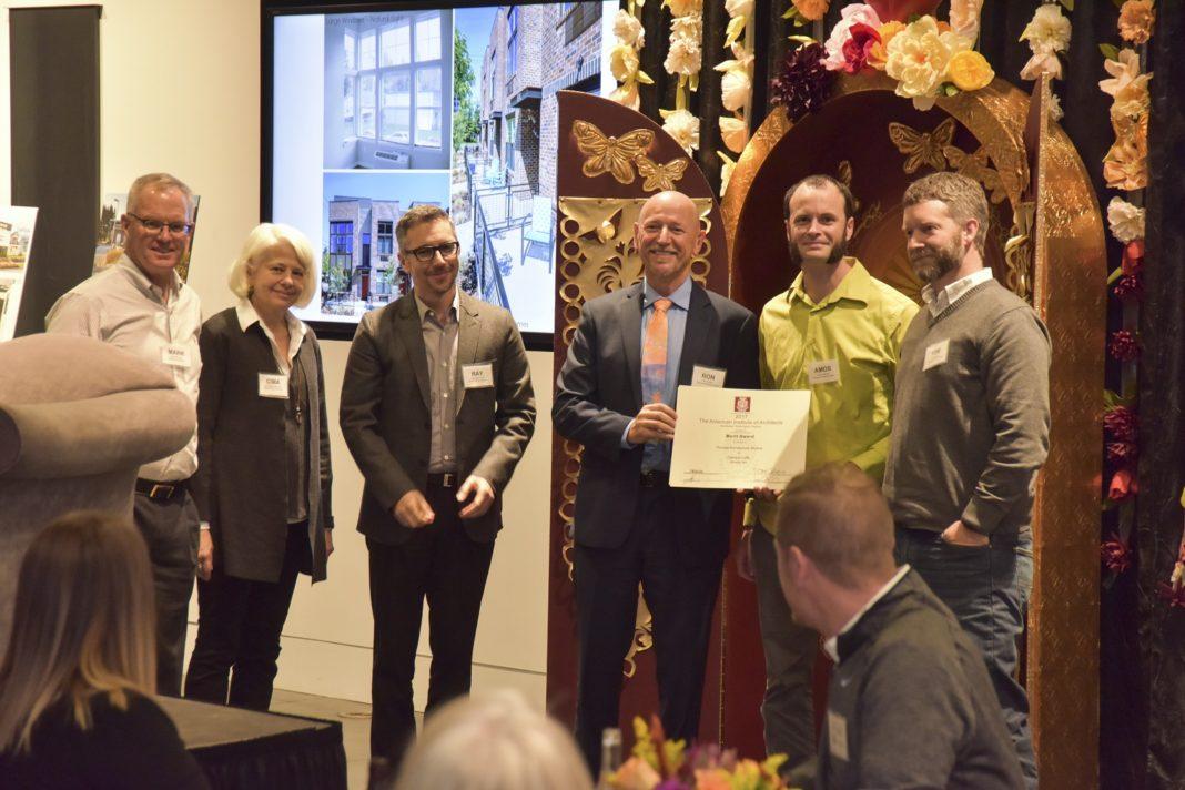 Ron Thomas AIA SWW TAS Honor Awards