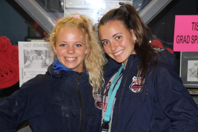 Megan and Sydney Lowe