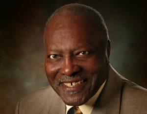 Councilmember Virgil Clarkson