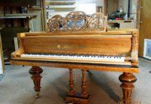 Dr. Hans Moldenhauer piano repairs