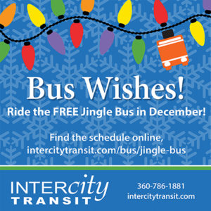 Intercity Transit Jingle Bus @ OIympia