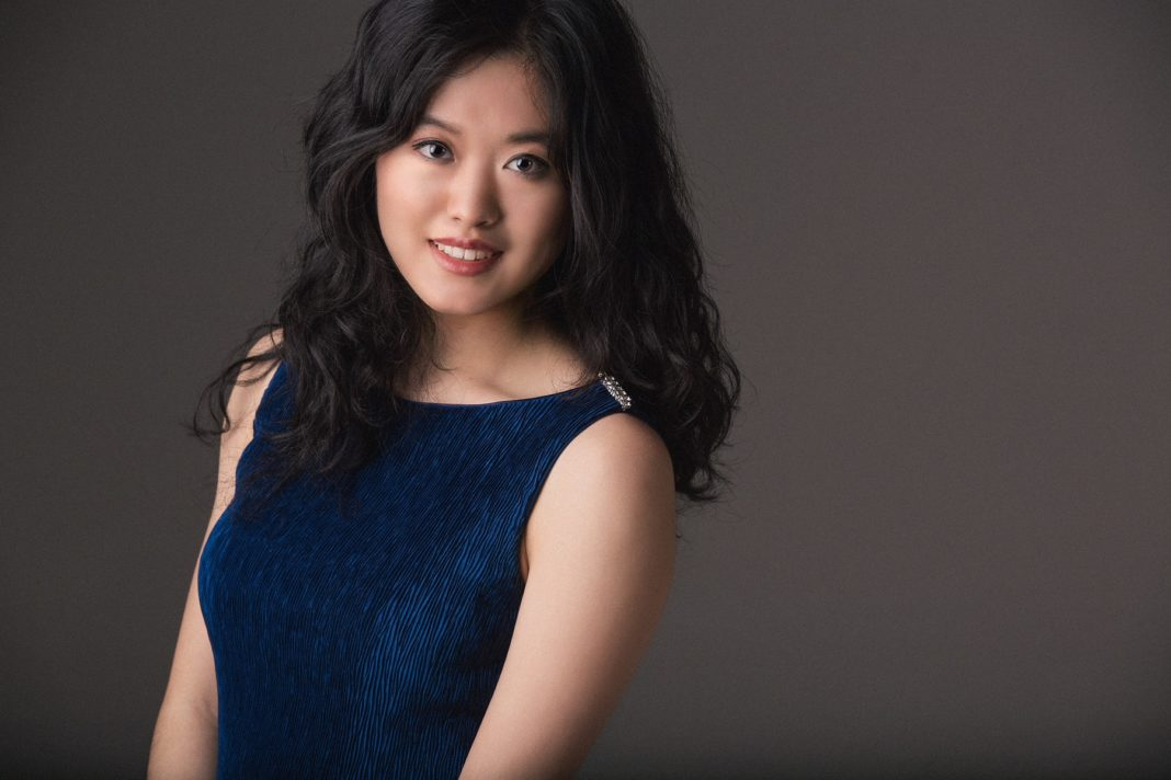 Olympia Symphony Angie Zhang