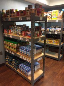 SPSCC Food Pantry
