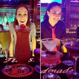 Tipsy piano bar cocktails