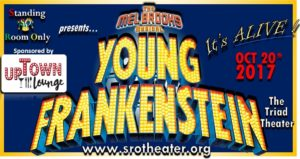 Encore: Young Frankenstein the Musical @ The Triad Theater | Yelm | Washington | United States