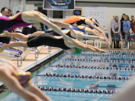 State 2A swimming 2017