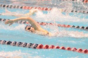 Black Hills swimming