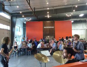 Jazz with MonkFlower @ Matchless Brewing | Olympia | Washington | United States