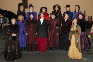 JoySong Victorian Carolers Community Concert @ Olympia | Olympia | Washington | United States