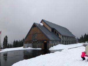 Mount Rainier day trip