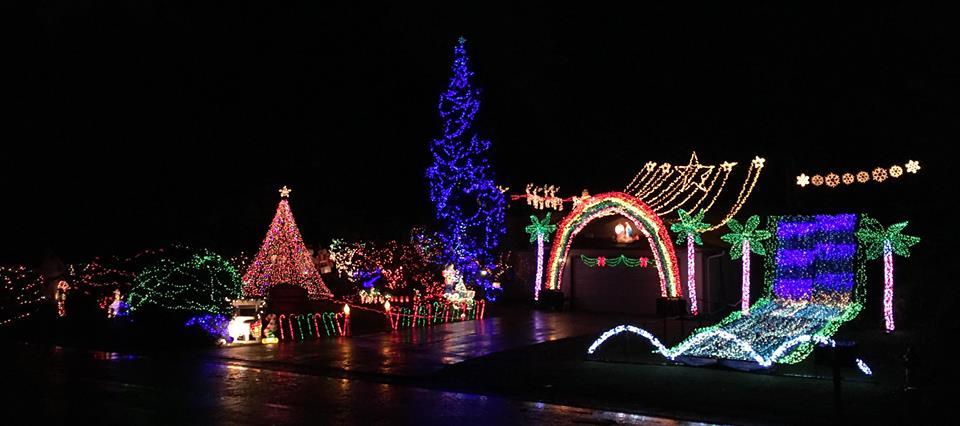 Ken Lakes lights